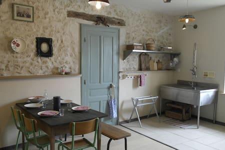 Gîte, Vintage Touch - Hannonville-sous-les-Côtes