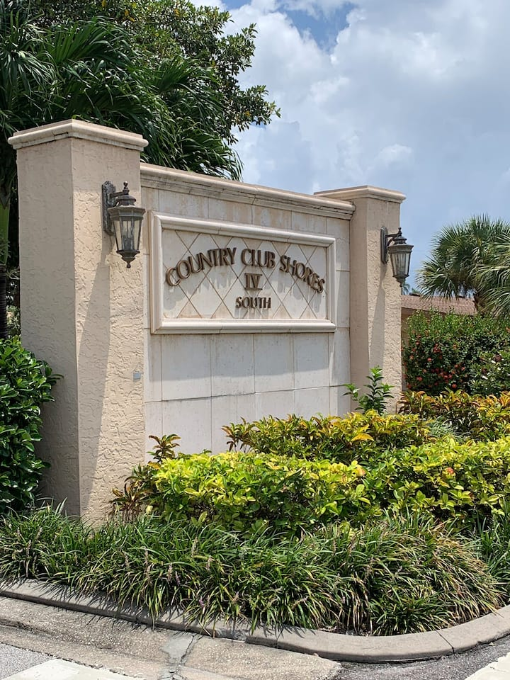 Country Club Home Longboat Key