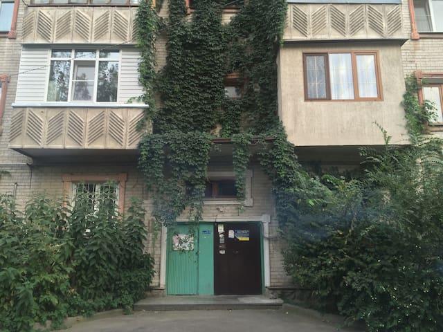Zion - อัลมาตี - อพาร์ทเมนท์
