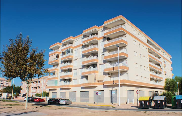 Holiday apartment with 1 bedroom on 36m² in Santa Pola