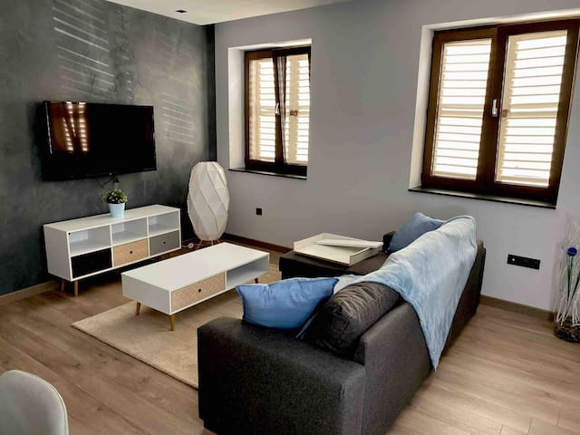 Appartement cosy en hyper centre à Haguenau,
