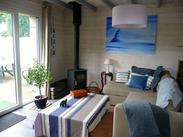 A proximité de Dinan,Dinard,St Malo,Mont St Michel - Pleslin-Trigavou - House