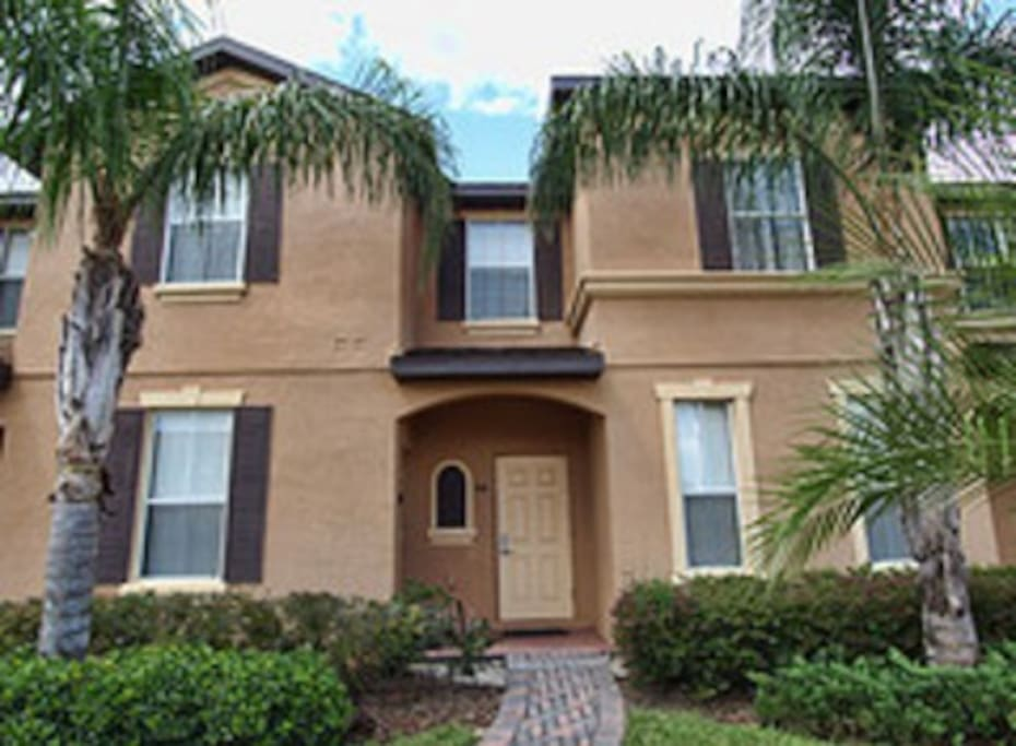 Sweet Home Vacation Disney Rentals Vacation Homes Florida Orlando Regal Palms Resort & Spa.