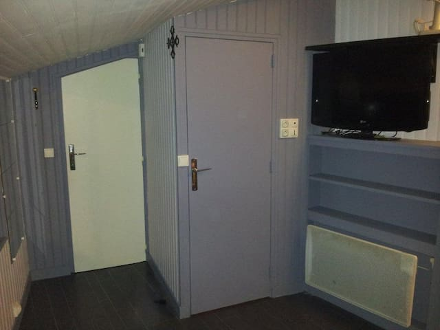 Studio meublé - Villeneuve-Saint-Georges - Huoneisto