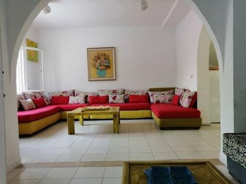 Villa résidence Inès à Hammamet
