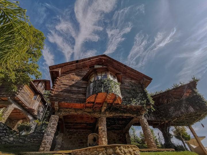 Cabaña Tzahuinco