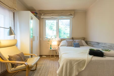 Habitación suite en el campo cerca de Barcelona - Sant Cugat del Vallès