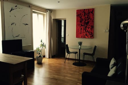 Cosy one-bedroom apartment in the east of Paris - Appartement