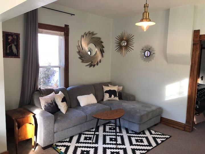 Ideal Idaho Springs Home