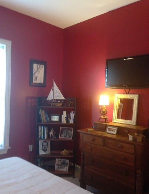 Sailors' Delight bedroom.