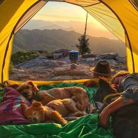 Sunrise View Campsite Ella