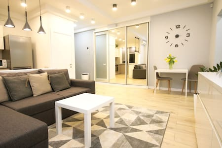 New apartment with modern interior