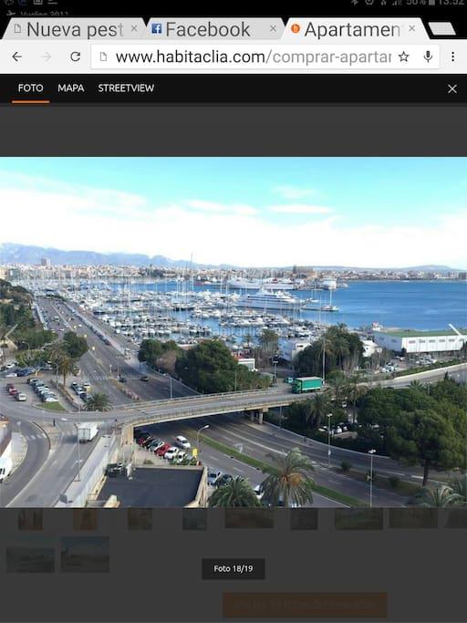 Fácil comunicaciones main acces to  roads  for visiting Mallorca