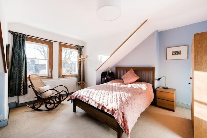Comfortable, quiet double room