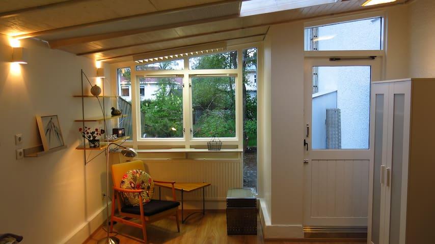 Beautiful NEW Studio Apartment, Central Location - Reykjavik