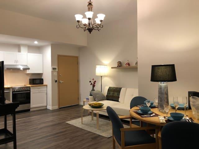 Saint John home - An  Ideal Holiday Apartment