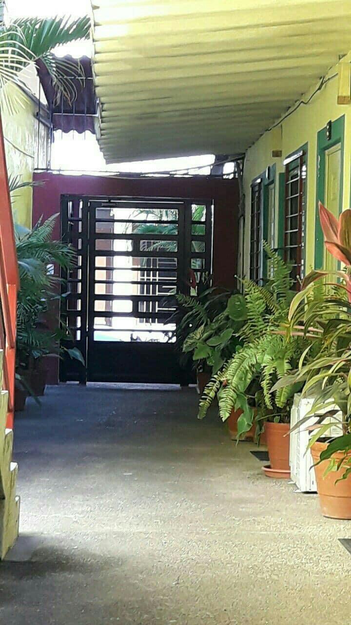 Casa Rendón, estudios amueblados