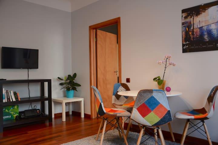 Cozy two room apartment - Riga - Appartement