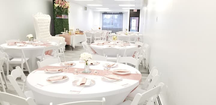 Spacious Event Space Rental