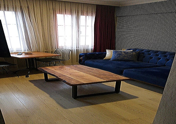 Penthouse Lux Apartment Was Close Osmanbey Metro