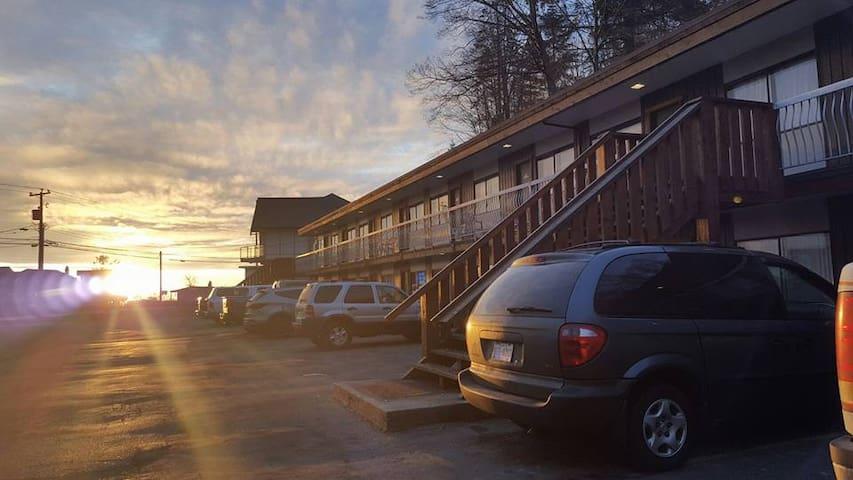 Campbell River Big Rock Motel - Campbell River - Andere