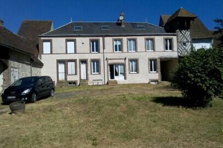 Maison familiale dans le perche à 1h30 de Paris - Champrond-en-Gâtine