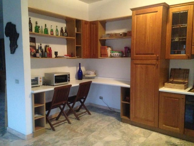 Big flat in Cassino city center