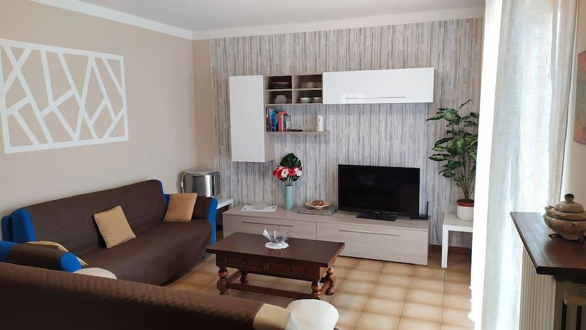 Il Gallo apartment with panoramic terrace solarium