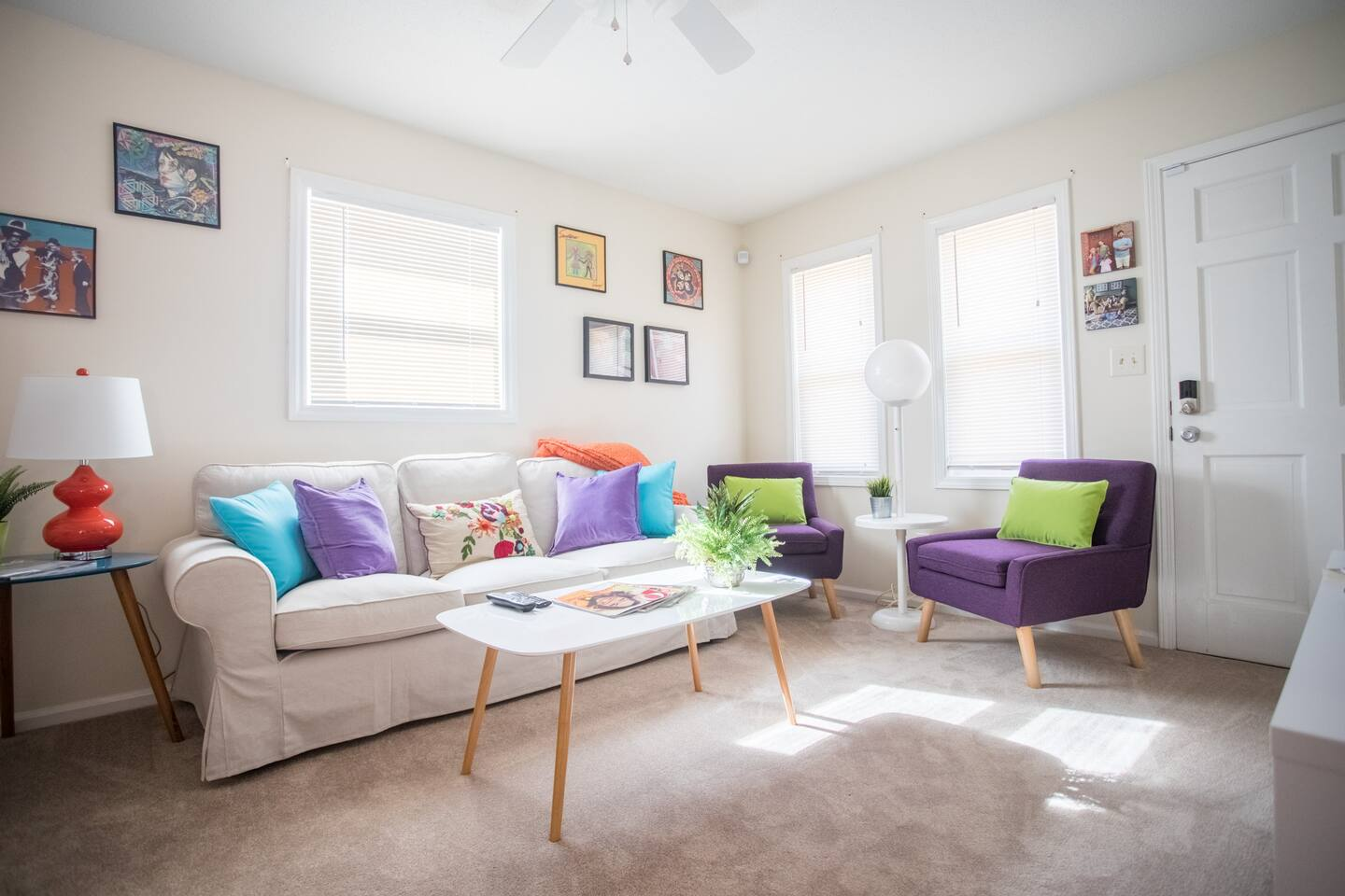 Happy Hippie, So Cute & Close to Ft. Benning - Houses for Rent in ...