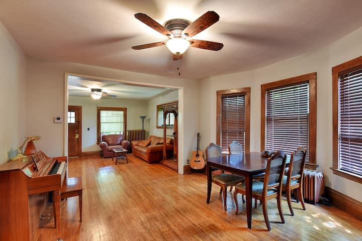 Powderhorn Guesthouse | South Minneapolis