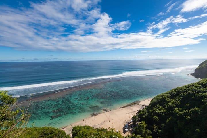Visit around: Karma beach