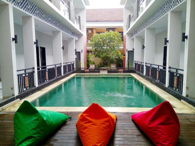 Superior Double Room Only @Mahayana Kuta
