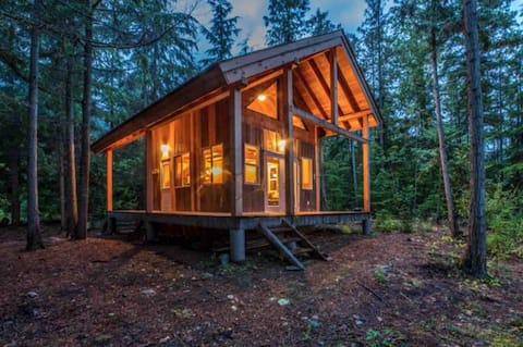 Sunrise Cabin Kaslo Kootenay Lake
