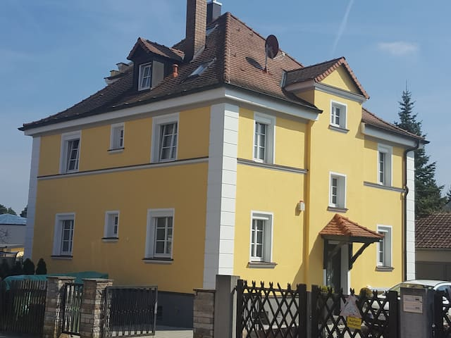 Klein&Fein Dachstudio/Apartment zentral Fürth/Nbg. - Fürth - Lyxvåning