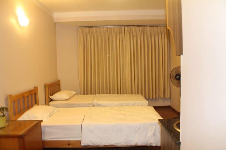 k2Homes- twin studio - Patan - Apartment