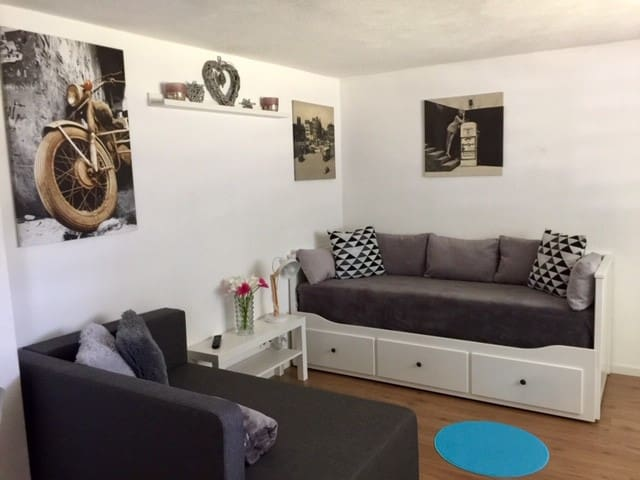 Ruhig gelegene Wohnung in Zentrumsnähe