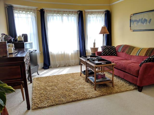 Cozy Guest Suite in Quiet Alameda Neighborhood