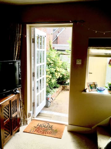 Beautiful townhouse in the heart of charming Lewes