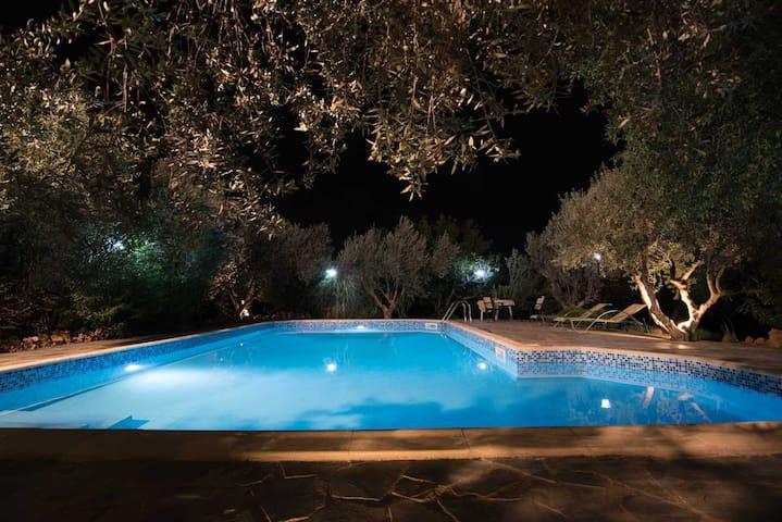 Villa Santa Marina - South Attica - Rumah Tamu
