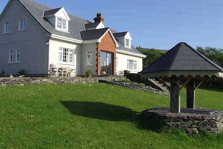 Single Room B&B - Stunning View - Failte Farmhouse - Cahersiveen