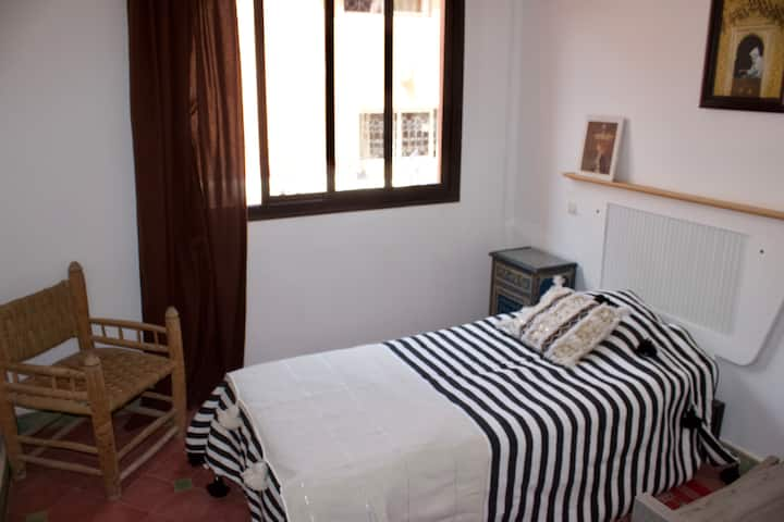 Single room - Villa Azur Surf House
