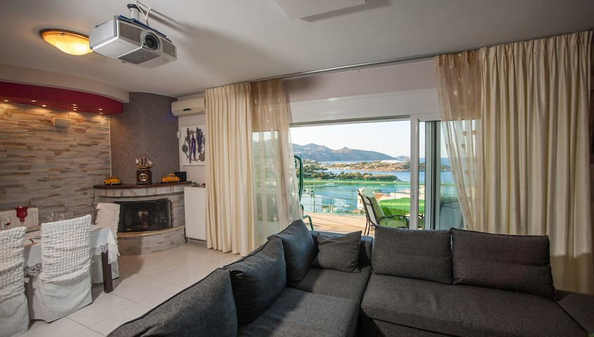 ALKIS APARTMENTS-MAGIC VIEW - Agios Nikolaos - Apartemen