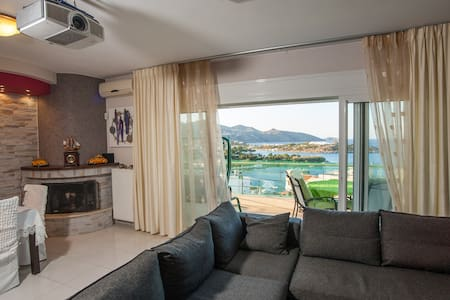 ALKIS APARTMENTS-MAGIC VIEW - Agios Nikolaos