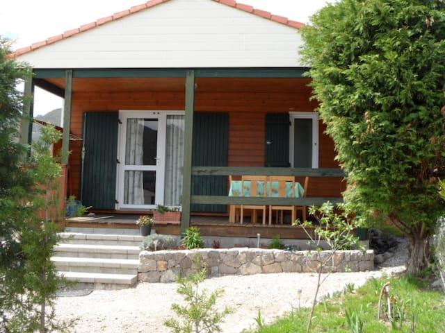 Chalet indépendant - Castellane - Dağ Evi