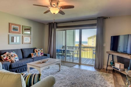 Surf Condo - Newly Renovated! - Surf City
