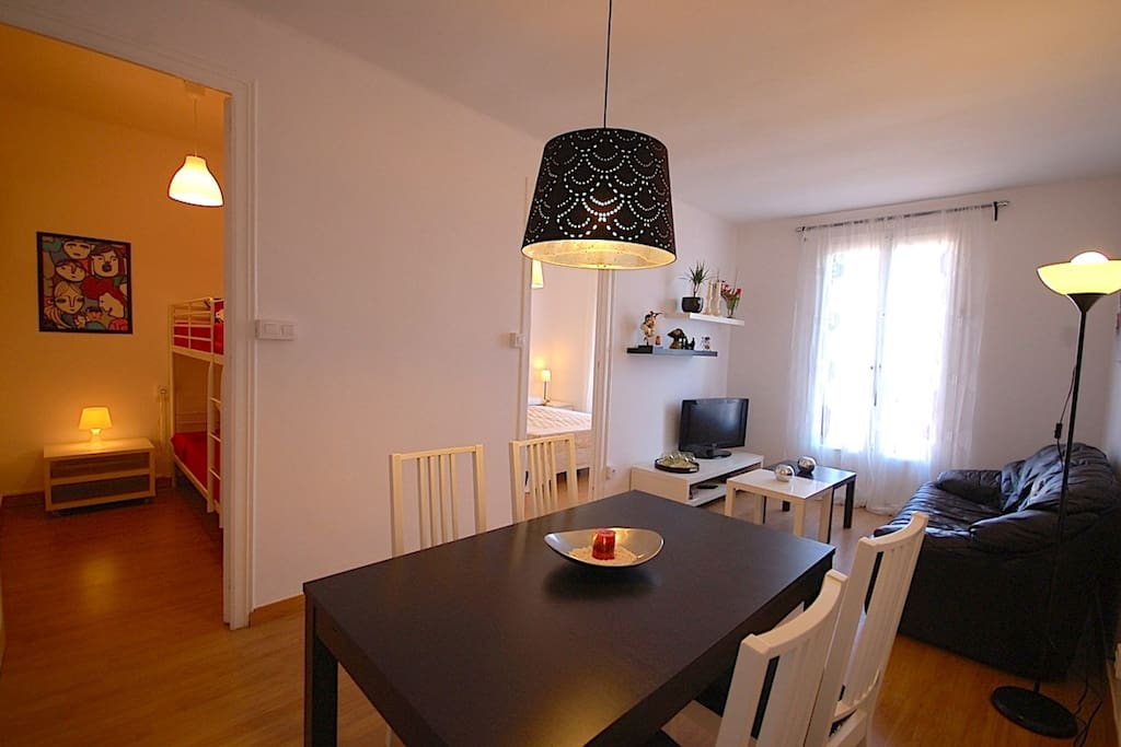 Apartment barcelona near beach appartamenti in affitto a for Hotel e appartamenti barcellona