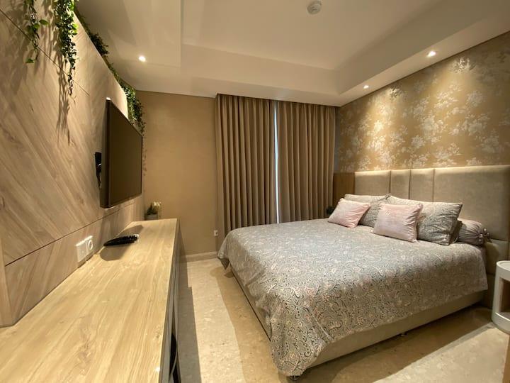 Modern Sea View Gold Coast Studio #21.2 Apartment