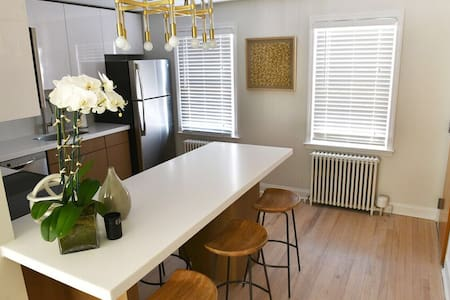 Chic West Hartford Center Apartment - West Hartford - Daire