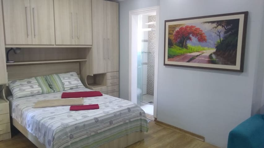 Apartamento Recanto do Aconchego, Centro, Campinas