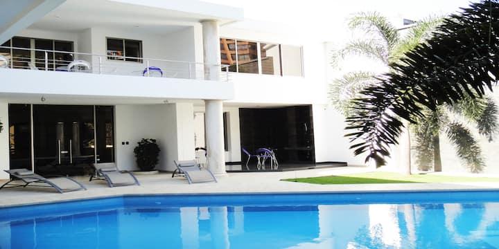 Hermosa Casa de Vacaciones (4 personas)